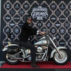| 2016, Distinguished Gentleman's Ride, Rotterdam-Rollout,  | Marco